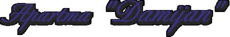Apartma Damijan Logo
